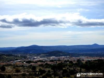 Cebreros - La Merina, Atalaya de ensueño - fin de semana senderismo;senderismo axarquia